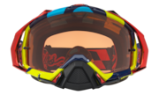Mayhem™ Pro MX Goggles - Troy Lee Design Phantom Red Blue / Prizm MX Bronze