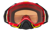 Mayhem™ Pro MX Goggles - Heritage Racer Red Yellow / Prizm MX Bronze