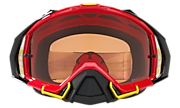 Mayhem™ Pro MX Goggles - Heritage Racer Red Yellow