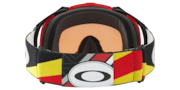 Mayhem™ Pro MX Goggles - Heritage Racer Red Yellow