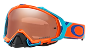 Mayhem™ Pro MX Goggles - Heritage Racer Orange Blue