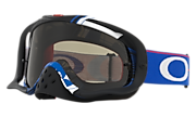 Crowbar® MX Goggles - Blockpass Red White Black