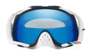 Crowbar® MX Goggles - Troy Lee Design Corse White