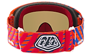 O-Frame® 2.0 MX Goggles - Troy Lee Designs Tremor Pog