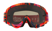 O-Frame® XS MX Goggles (Youth Fit) - Troy Lee Design Reflection Red Blue