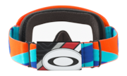 O-Frame® XS MX Goggles (Youth Fit) - Heritage Racer Orange Blue