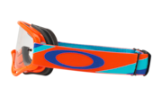 O-Frame® XS MX Goggles (Youth Fit) - Heritage Racer Orange Blue / Clear