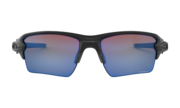 Flak™ 2.0 XL - Matte Black / Prizm Deep Water Polarized