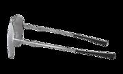 Elmont - Polished Chrome