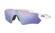 Radar® EV Path® - Polished White / Prizm Snow Sapphire