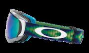 Canopy™ (Asia Fit) Snow Goggles - Digi Snake Laser Blue