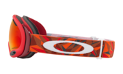 A-Frame® 2.0 Snow Goggles - Facet Red Brick