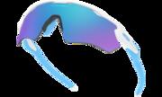 Radar® EV XS Path® (Youth Fit) - Polished White / Sapphire Iridium