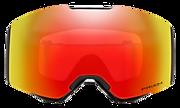 Fall Line Snow Goggles - Matte Black