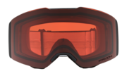 Fall Line Snow Goggles - Matte Black