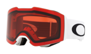 Fall Line Snow Goggles - Matte White