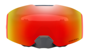 Fall Line (Asia Fit) Snow Goggles - Hazard Bar Slate Brick
