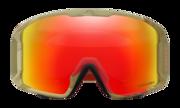 Line Miner™ Snow Goggles - Razor Camo Red / Prizm Snow Torch Iridium