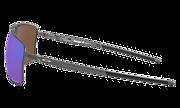 Gauge 8 - Matte Gunmetal