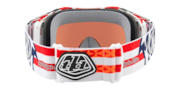 Airbrake® MX Goggles - Troy Lee Designs Red White Blue