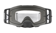 Front Line™ MX Goggles - Matte Black Speed / Clear