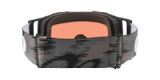 Front Line™ MX Goggles - Matte Black Speed