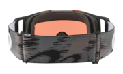 Front Line™ MX Goggle - Matte Black Speed