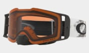 Front Line™ MX Goggles - Matte White Speed
