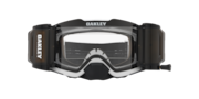 Front Line™ MX Goggles - Race-Ready Matte White Speed