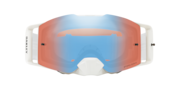 Front Line™ MX Goggles - Factory Pilot Whiteout