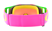 Front Line™ MX Goggle - Flo Pink Yellow
