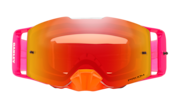 Front Line™ MX Goggle - Pinned Race Orange Red