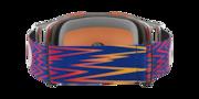 Front Line™ MX Goggles - Shockwave Red Blue