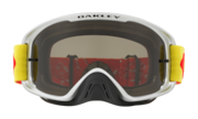 O-Frame® 2.0 MX Goggles - Checked Finish Yellow Red