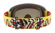 O-Frame® 2.0 MX Goggles - Checked Finish Yellow Red / Dark Grey