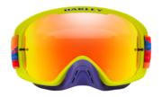 O-Frame® 2.0 MX Goggles - Thermo Camo Orange Blue / Fire Iridium