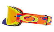 O-Frame® 2.0 MX Goggles - Thermo Camo Orange Blue