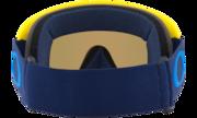 O-Frame® MX Goggles - Flo Yellow Navy