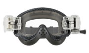 O-Frame® MX Goggles - Race-Ready True Carbon Fiber