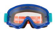 O-Frame® XS MX Goggles (Youth Fit) - Treadburn Orange Blue