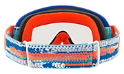 O-Frame® XS MX (Youth Fit) Goggles - Treadburn Orange Blue