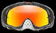 Crowbar® MX Goggles - Troy Lee Designs Megaburst Black