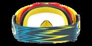Crowbar® MX Goggles - Shockwave RYB