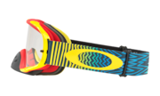 Crowbar® MX Goggles - Shockwave RYB