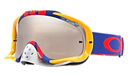Crowbar® MX Goggles - Pinned Race Rb