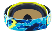 Crowbar® MX Goggles - Thermo Camo Blue Yellow