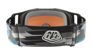 Front Line™ MX Goggle - Troy Lee Design Demo Stealth