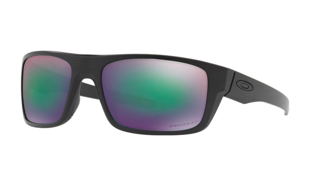 Official Oakley Standard Issue Oakley Standard Issue Drop Point™ Prizm™ Maritime Collection Matte Black OO9367 0960 | Oakley OSI Store |