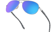 Feedback™ - Polished Chrome / Prizm Sapphire Polarized