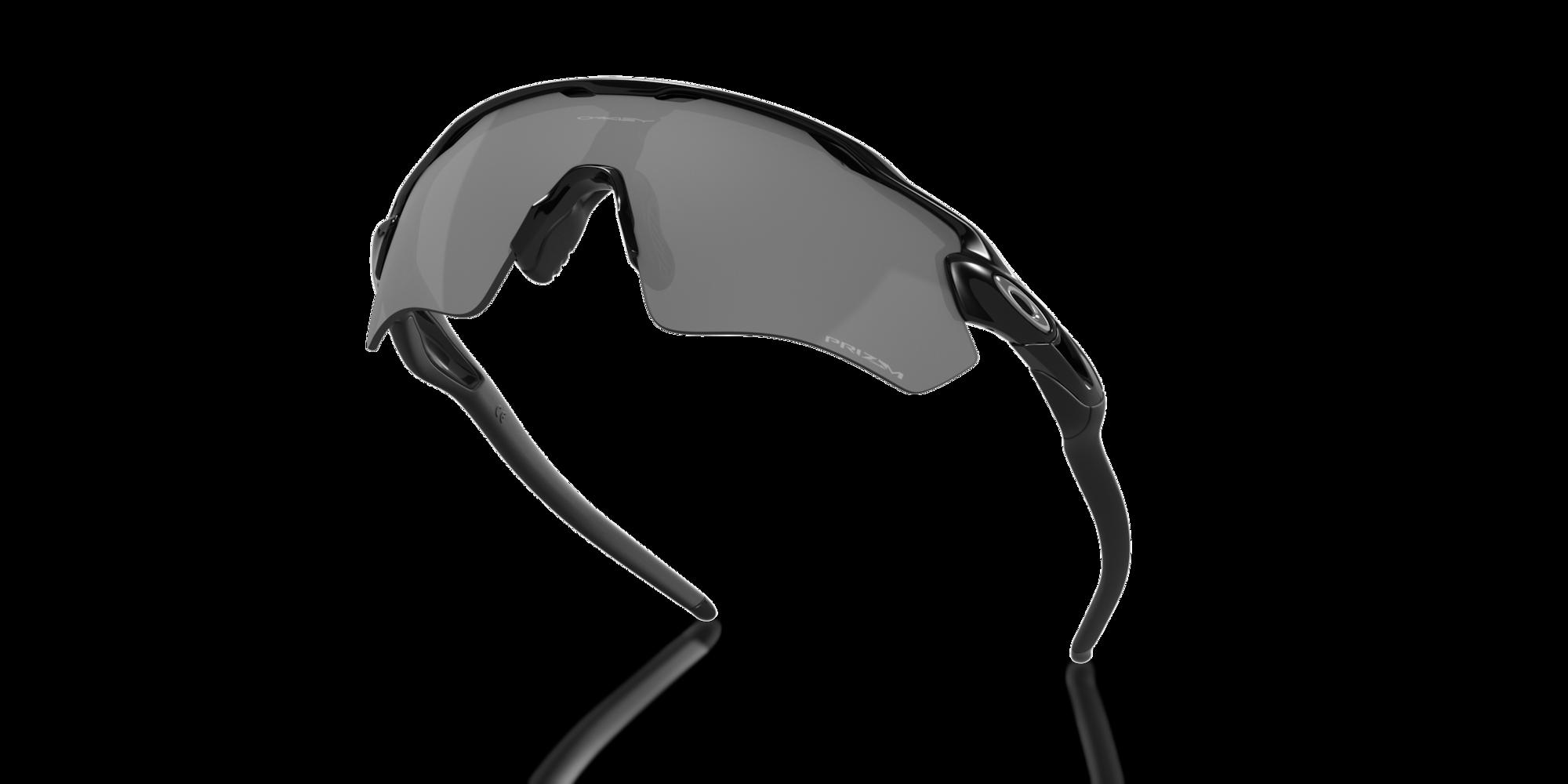 mens visor sunglasses in black from Oakley